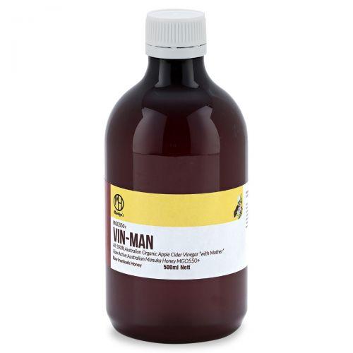 Vin-man (Aged Apple Cider Vinegar)