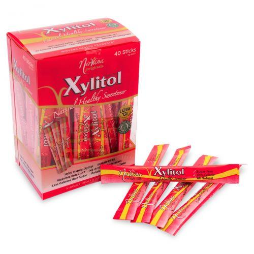 Xylitol 4g x 40 Sachets