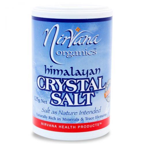 Himalayan Crystal Salt Medium Shaker 125g (6)