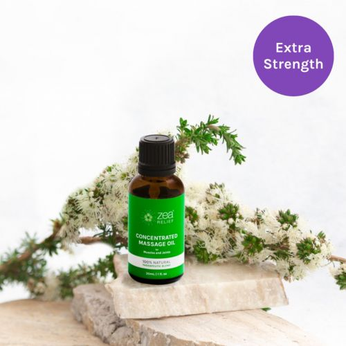 Kunzea Concentrated Massage Oil 30ml
