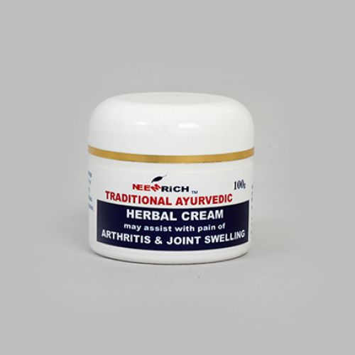 Traditional Herbal Arthritis Cream 100g