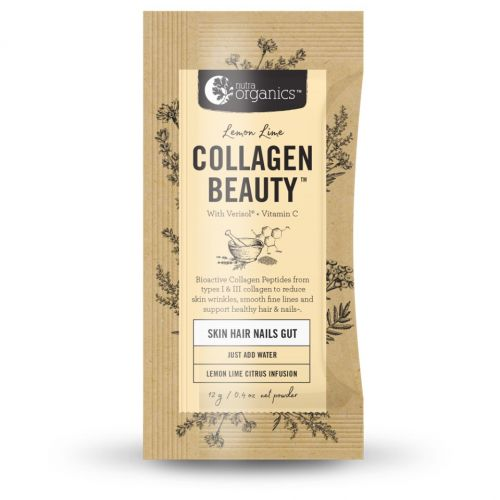 Collagen Beauty Lemon & Lime Sachets