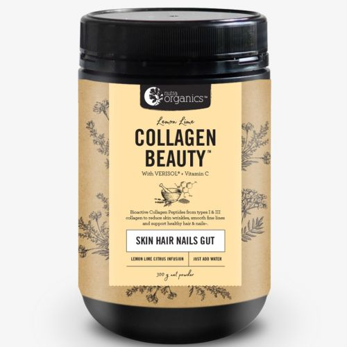 Collagen Beauty - Lemon & Lime 300g