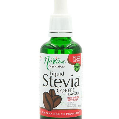 Liquid Stevia 50ml - Coffee