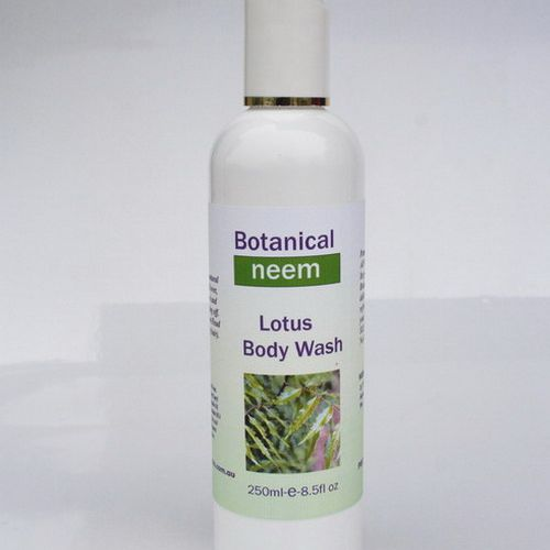 All Natural Lotus Body Wash 250ml