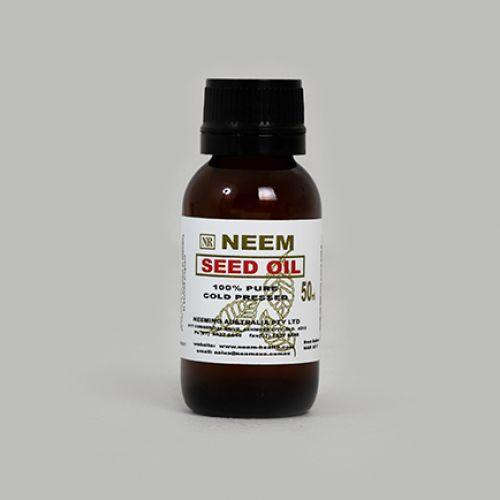 100% Pure Neem Seed Oil