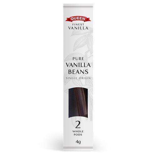 Vanilla Beans 2 Pack