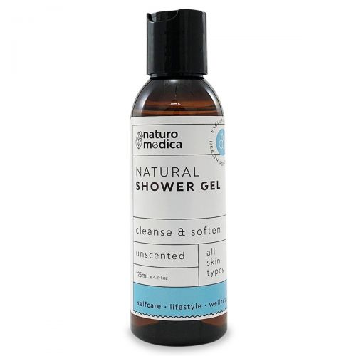 Natural Shower Gel 125 ml