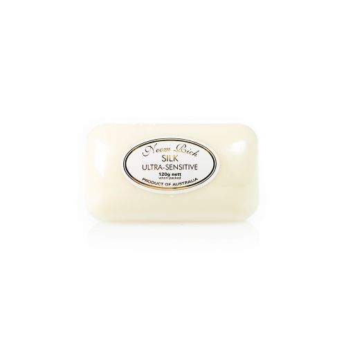 Silk Ultra sensitive Soap120g